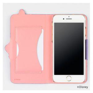 iPhone7カバーケース「デイジー」収納