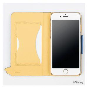 iPhone7カバーケース「ドナルド」収納