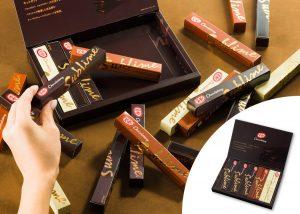 ショコラトリー 選べるアソートギフト サブリム10本