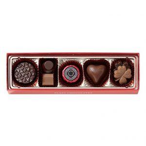 モロゾフ プレーンチョコレート 7個