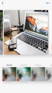 1度に複数の写真や動画を投稿できる新機能3