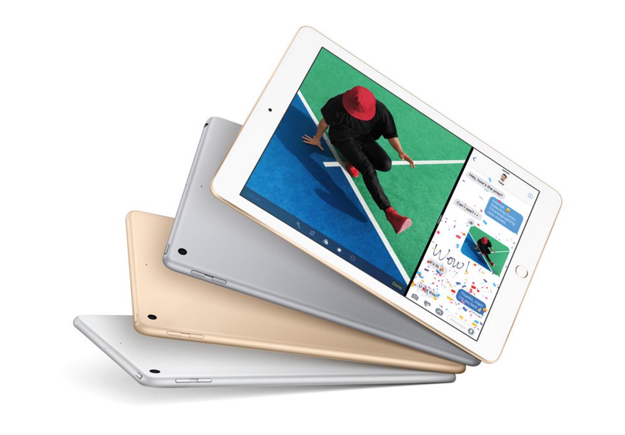9.7インチの新型iPadが37,800円で発売!Wi-FiモデルとWi-Fi + Cellularモデルの違いや仕様