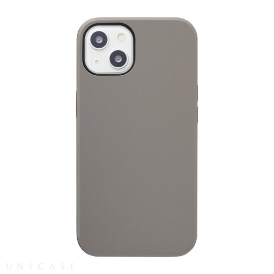 【iPhone13 ケース】MagSafe対応 Smooth Touch Hybrid Case for iPhone13 (black)